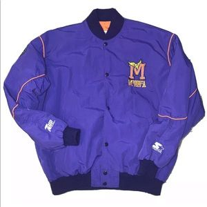 Minnesota State Screaming Eagles Varsity Jacket